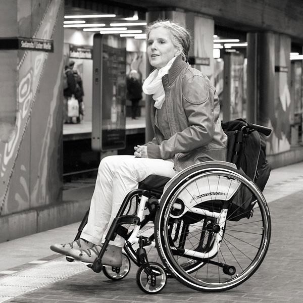 Avantgarde Hand-Rollstuhl Reha Service