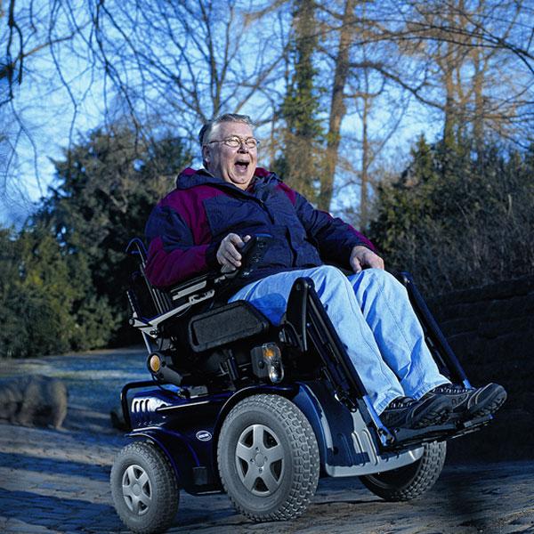 G 50 Elektro-Rollstuhl Reha Service