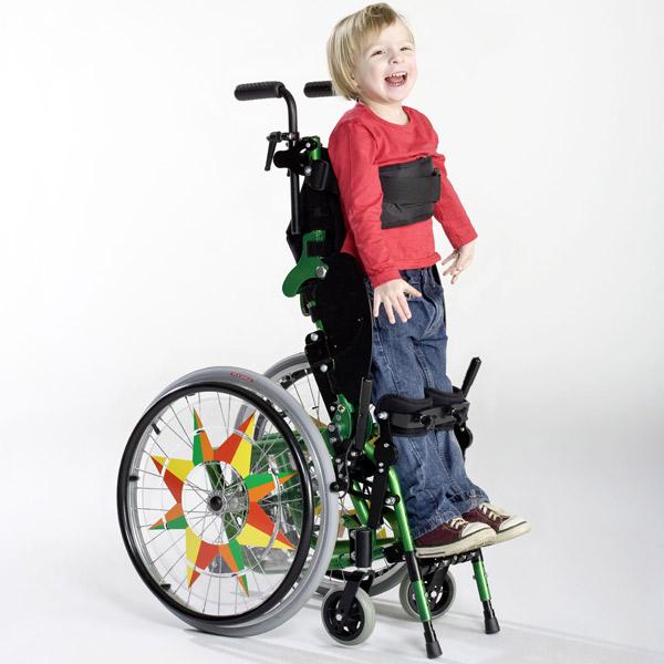 HI-LO Bamby Aufsteh-Rollstuhl Reha Service