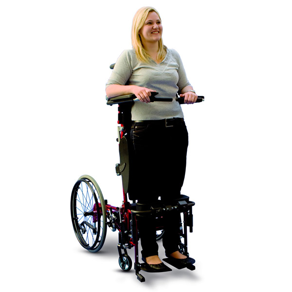 HI-LO M Aufsteh-Rollstuhl Reha Service