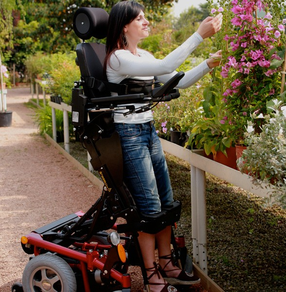 HI-LO Vario Reha Service Aufsteh-Rollstühle