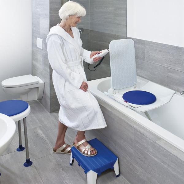 Badewannenlift Aquatec Orca Bad und Toilette Pflegehilfen Reha Service