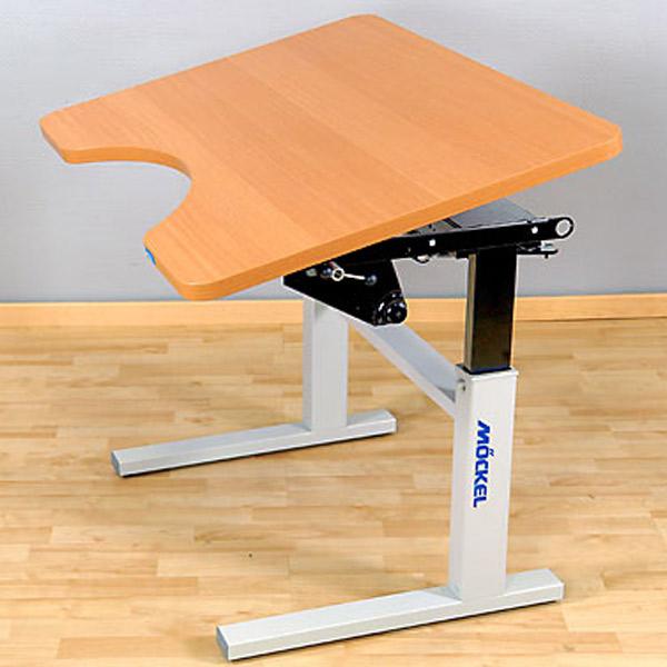 Möckel Tische Therapieliegen Hocker und Tische Reha Service