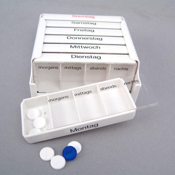 Medikamentendispenser Medikamente Reha Service