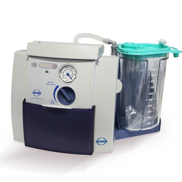Sekretsauger Atmos Medizinisch-technische Geräte Reha Service