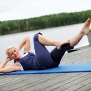 Gymnastikmatte Gymnastik und Training Reha Service