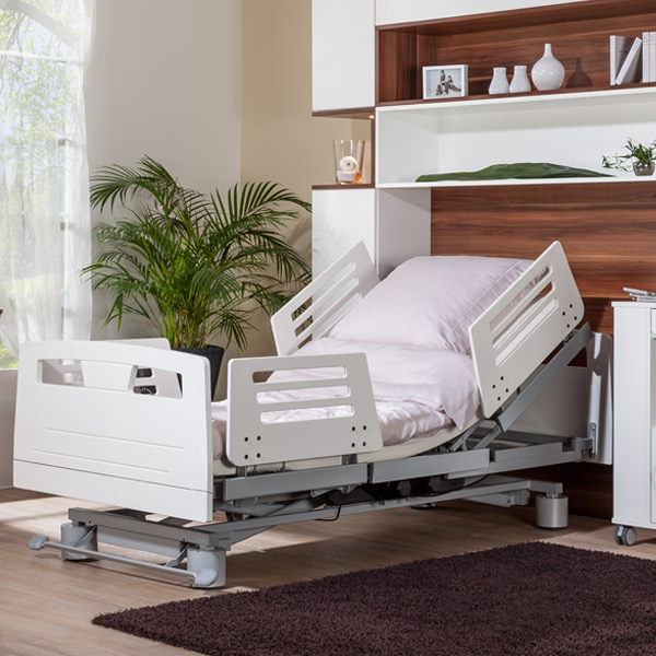 Practico Comfort Pflegebett Hebefunktion
