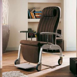 Fero Rollstuhl Metall