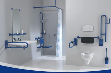Waschen und Körperpflege