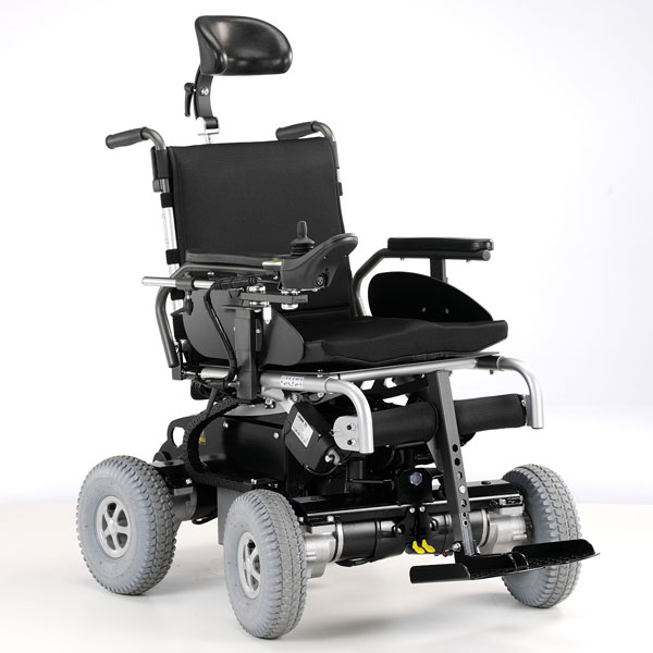 Quadriga Elektro-Rollstuhl Reha Service
