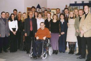 Über uns Reha Service 10 Jahre Mitarbeiter