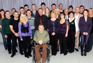 Über uns Reha Service 15 Jahre Mitarbeiter