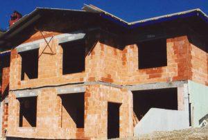 Über uns Reha Service Altenhof Baustelle 1999