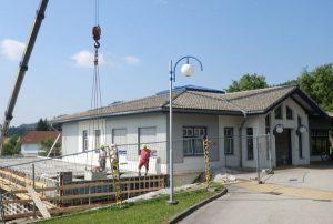 Über uns Reha Service Altenhof Zubau 2012