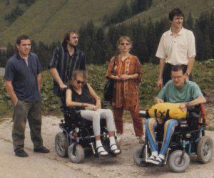 Betriebsausflug 1995
