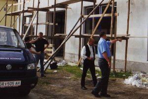 Über uns Reha Service Gallneukirchen Ausbau 2001