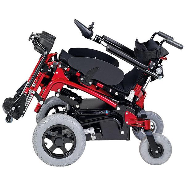 HI-LO E-A Aufsteh Rollstuhl