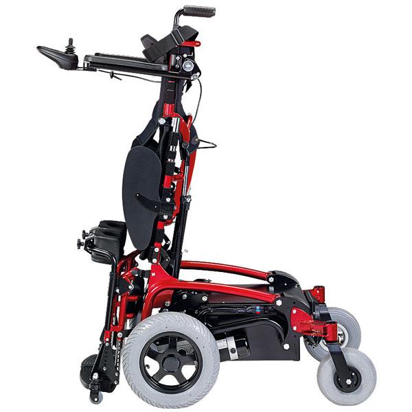 HI-LO E Aufsteh Rollstuhl