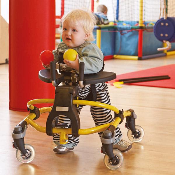 Gehhilfe Mustang Kinder Sitz-, Geh- und Stehhilfen Reha Service