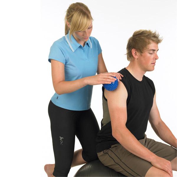 Noppenball Gymnastik und Training Reha Service