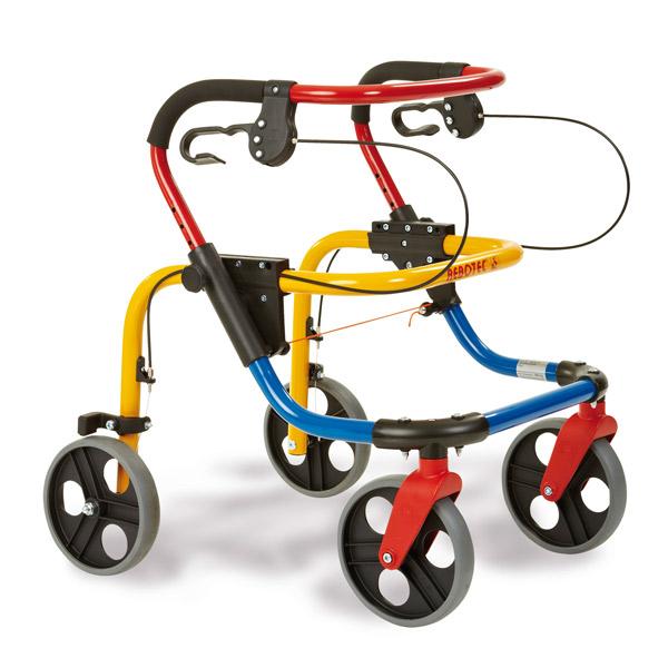 Rollator Fixi Kinder Sitz-, Geh- und Stehhilfen Reha Service