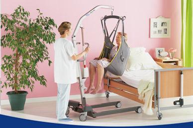 Patientenlifter mobil