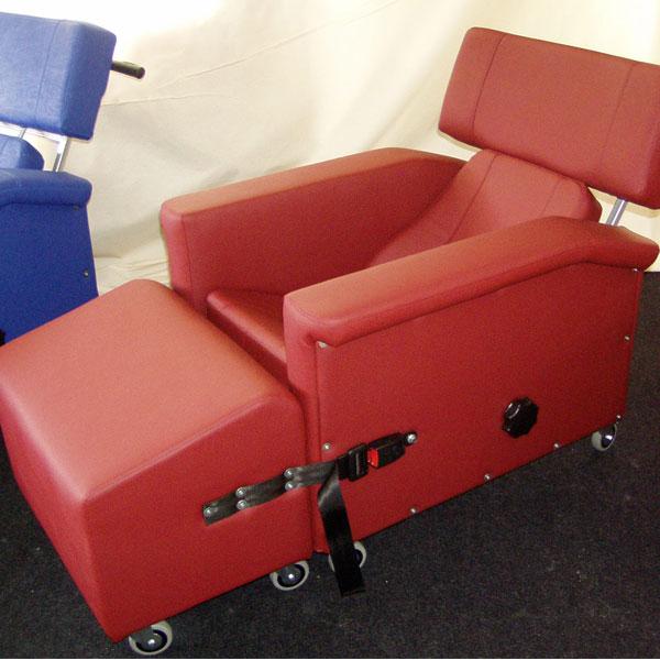 Reha Huntington Rollstuhl