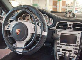 Gasring Porsche